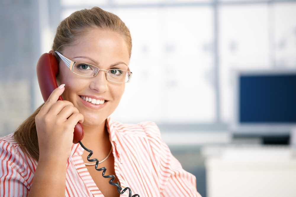 Woman on phone 6